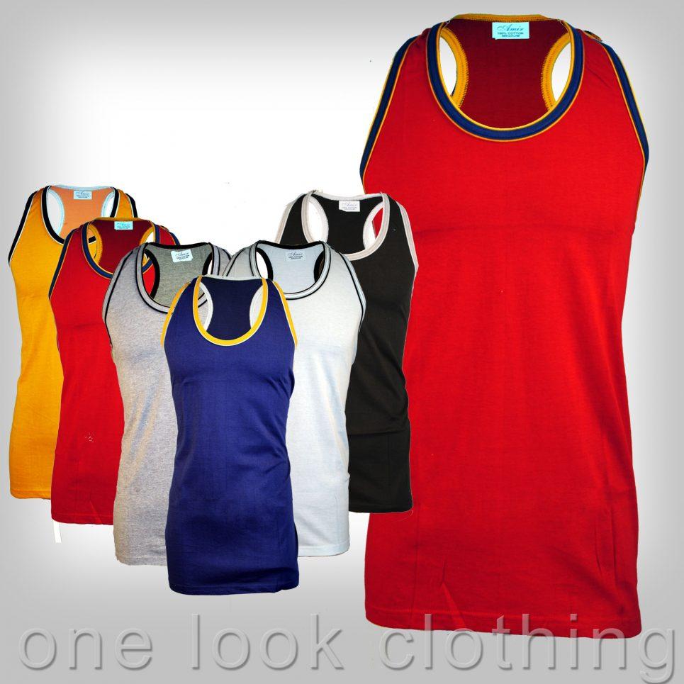 mens muscle vest